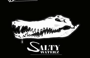 "Australia's Own Optimystic Drops ""Salty Waterz"" LP"