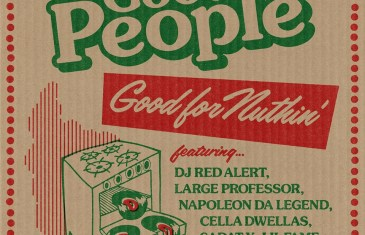 """Saint x Emskee Of The Good People Drop New LP """"Good For Nuthin"""""""