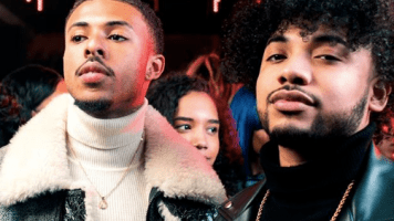 "Diggy Simmons and Detroit's B Free Join For Single  ""All Mine @officialbfree @diggysimmons"