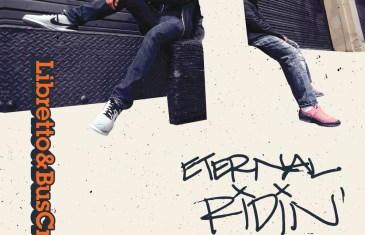 (Album) Libretto & Buscrates – Eternal Ridin' @SlumFunk @Buscrates @TheLiquidBeat