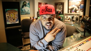 DJ Enuff : Biggie's road DJ and leader of the Heavy Hitters. Helped to launch 50cent, Kanye West & Future