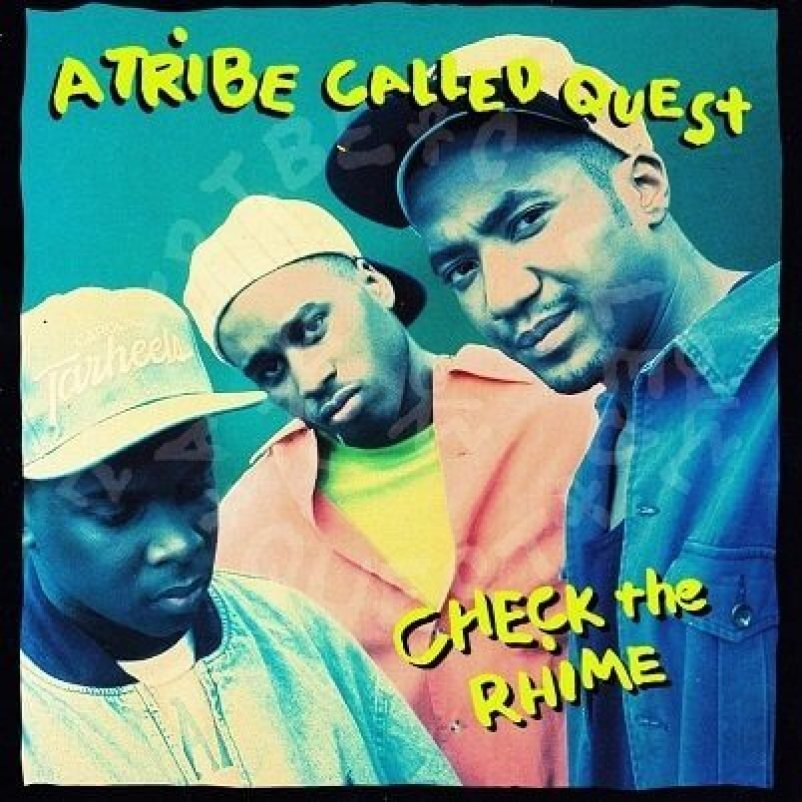 """A Tribe Called Quest """"Check The Rhime"""" (1991)"""