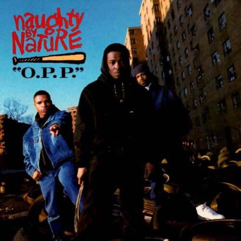 """Naughty By Nature """"O.P.P."""" (1991)"""