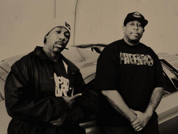 MC Eiht f WC  DJ Premier Represent Like This  Hip Hop