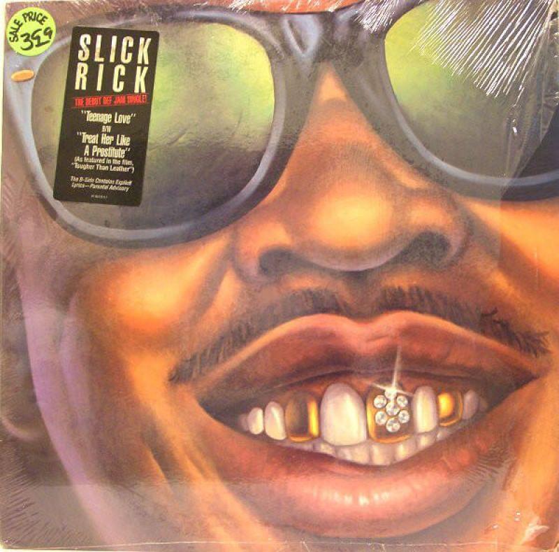 "Slick Rick ""Teenage Love"" (1988)"