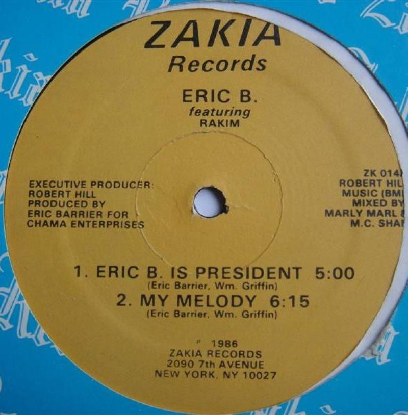 Was The B Side Better? - Eric B Is President vs. My Melody