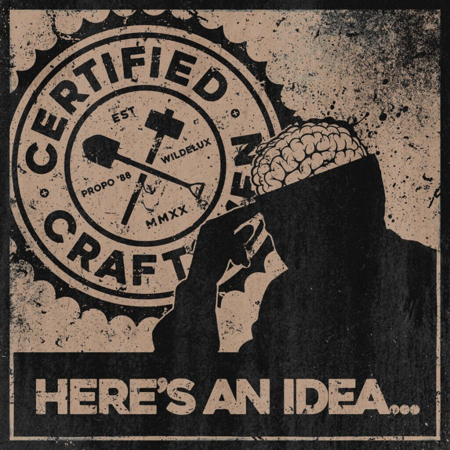 Propo'88 & Wildelux Are… Certified Craftsmens (New LP)