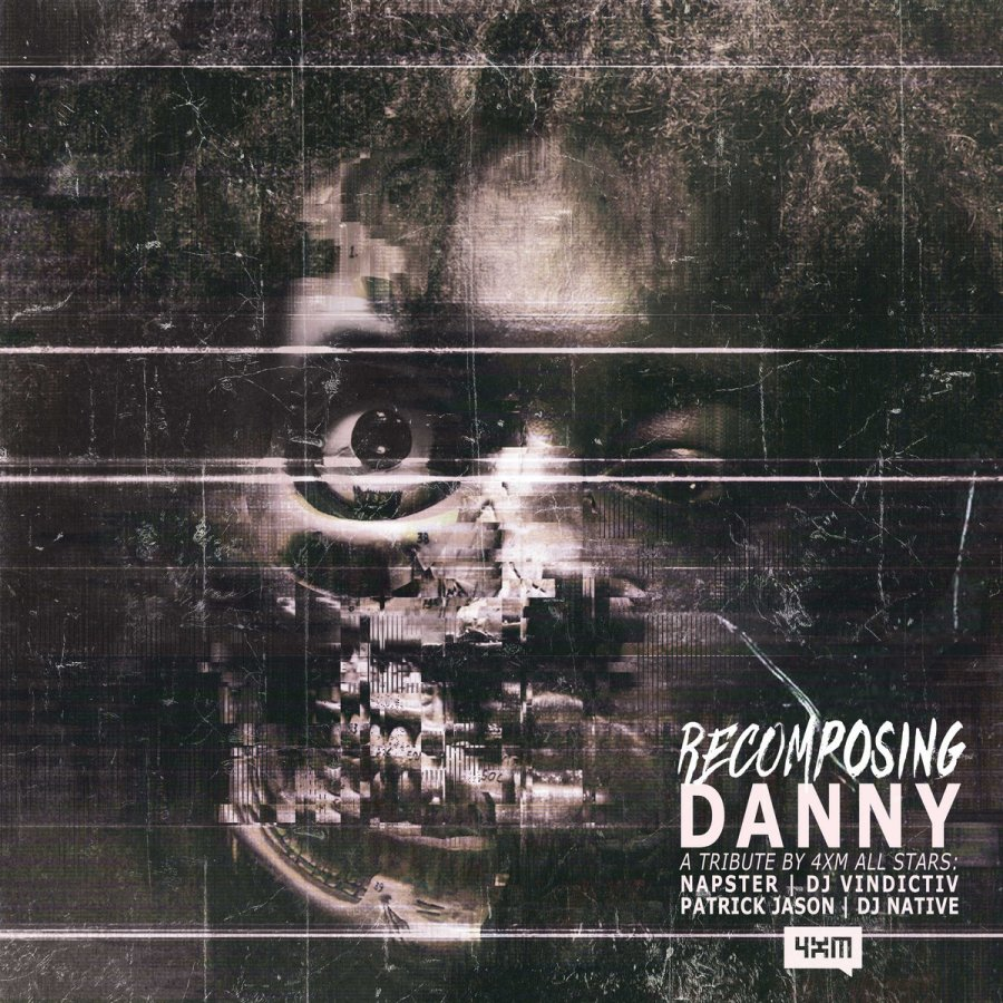 Recomposing Danny by Danny Brown x 4XM All Stars