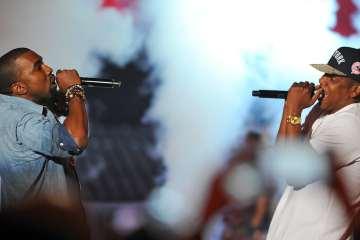 L'histoire commune de Jay Z et Kanye West