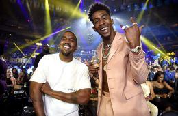 Kanye West remix Tiimy Turner Desiigner