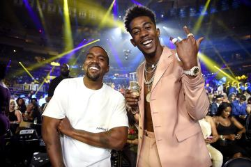 Kanye West remix Tiimy Turner Desiigner