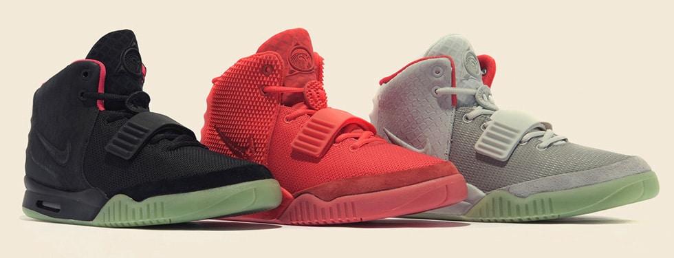 Nike Air Yeezy 2 Kanye West