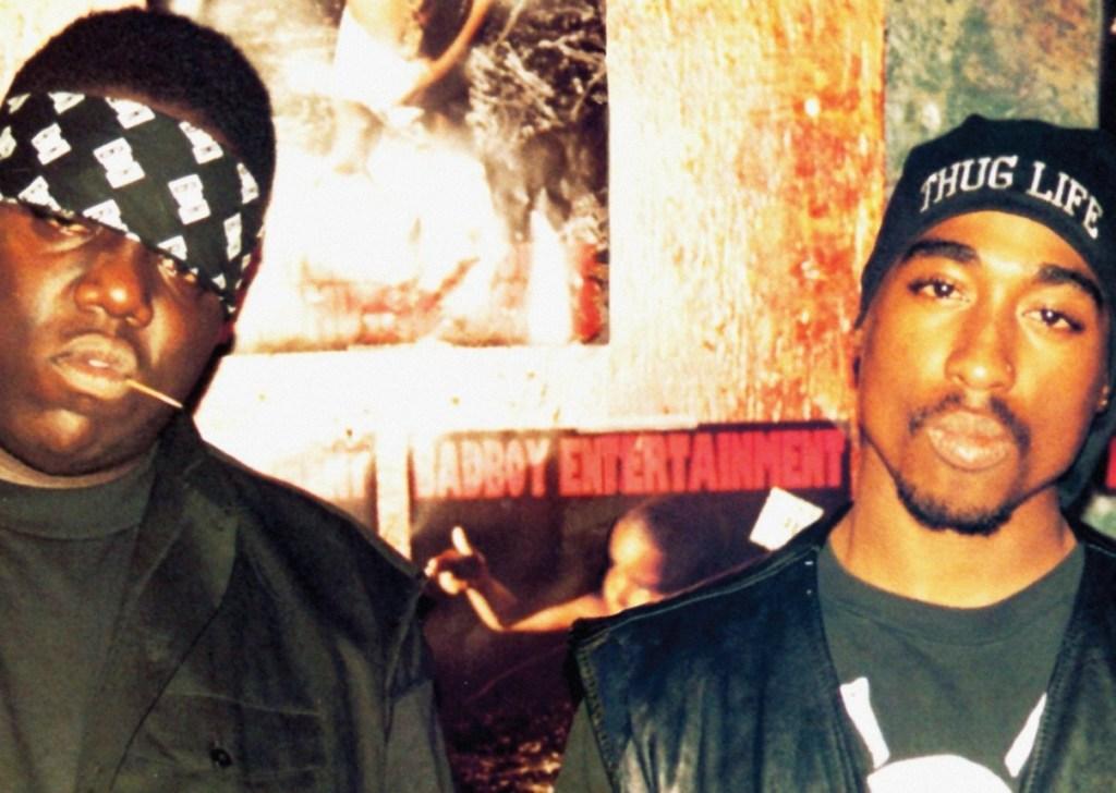 biggie tupac