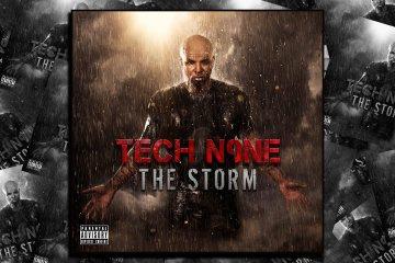 Tech N9ne - The Storm Cover