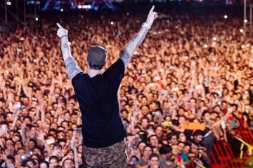 Eminem reading leeds