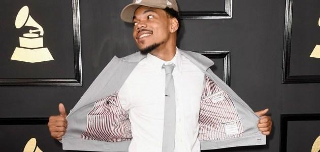 Chance The Rapper fait partie des 50 plus grands leaders de la planète