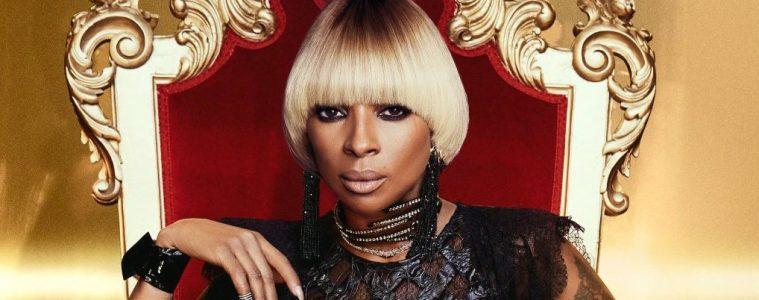 """Mary J Blige et Kanye West chantent l'amour et l'estime de soi sur """"Love Yourself"""""""