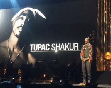 2Pac vient d'être intronisé au Rock & Roll Hall of Fame, retour sur le show