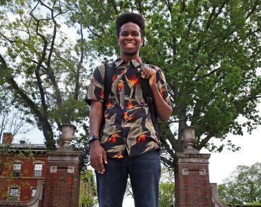 Un étudiant d'Harvard transforme sa thèse en album de rap