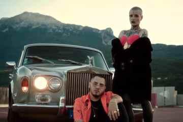 """Le rappeur grenoblois a dévoilé un nouveau single puissant avec """"Rolls Royce""""."""