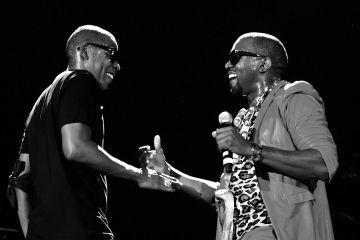 L'ex-duo emblématique du rap américain continue de s'émietter alors que Kanye West et Jay-Z sont près d'un clash par morceaux interposés.