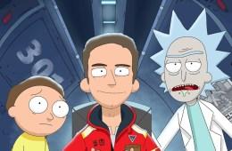 La série complètement déjantée Rick & Mortya accueilli une guest star surprise cette nuit pour sa troisième saison en la personne de Logic.