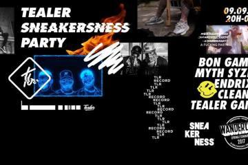 Rendez-vous au Wanderlust après le Sneakerness Paris 2017