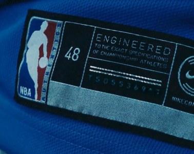 Pour la saison 2017-2018 de NBA, Nike a mis en place un maillot connecté