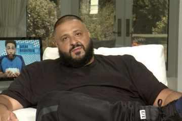 """DJ Khaled : """"Je veux faire une chanson avec Eminem et Adele sur mon prochain album"""""""