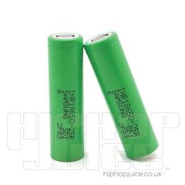 Samsung 25R 2500mah 25A Batteries (2 Pack)