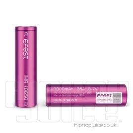 Efest 18650 3000mAh 35A Batteries (2 Pack)