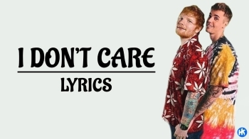Ed Sheeran ft Justin Bieber - I Don