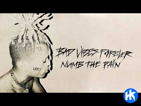 XXXTENTACION - numb the pain