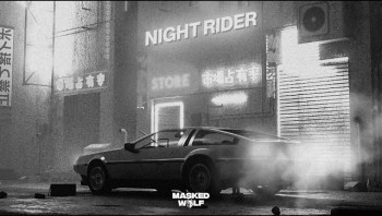 Masked Wolf - Night Rider