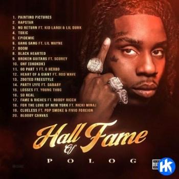 [Album] Polo G - Hall of Fame Album