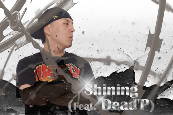 Scary'P - Shining (Feat. Dead'P) cover
