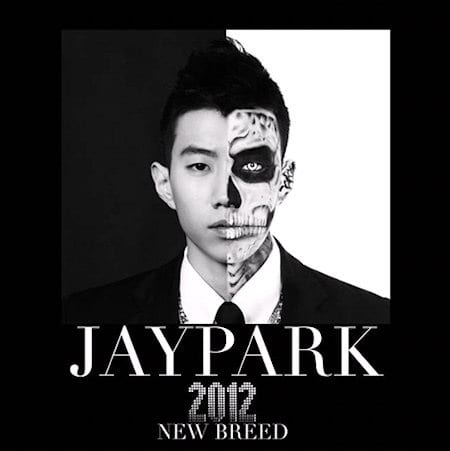 Jay Park - New Breed cover