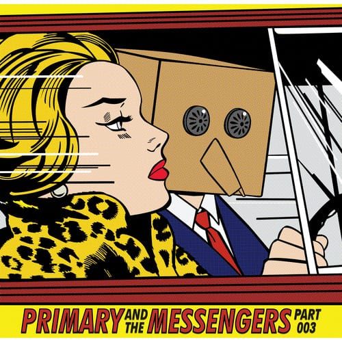 Primary and the Messengers Part 003 - See Through
