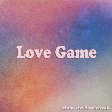 Jinbo - Love Game cover