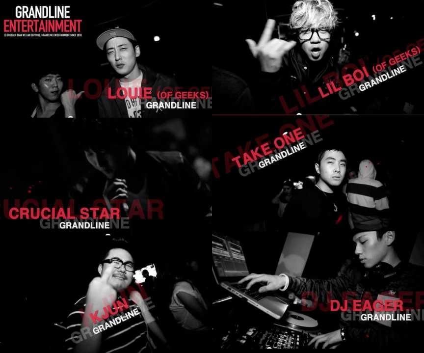 Grandline Entertainment artists