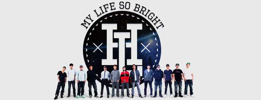 Hi-Lite logo and artists