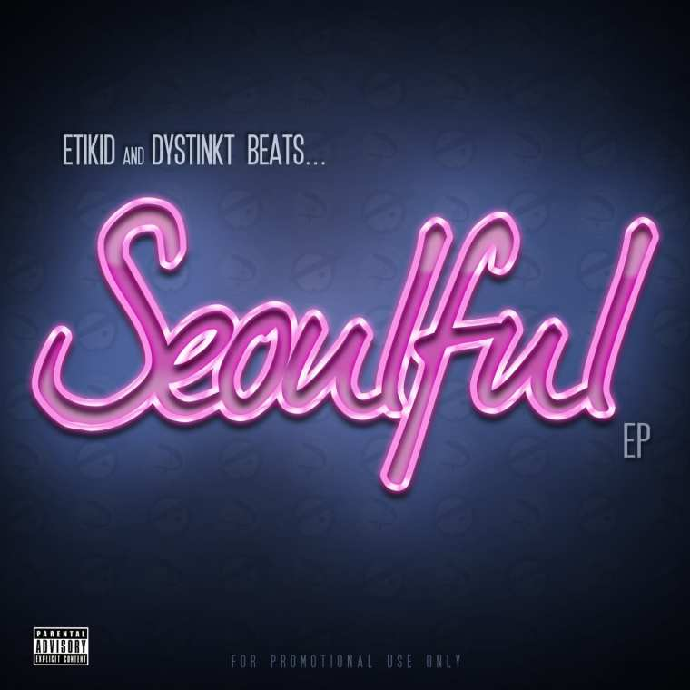 etikid and Dystinkt Beats - Seoulful EP cover