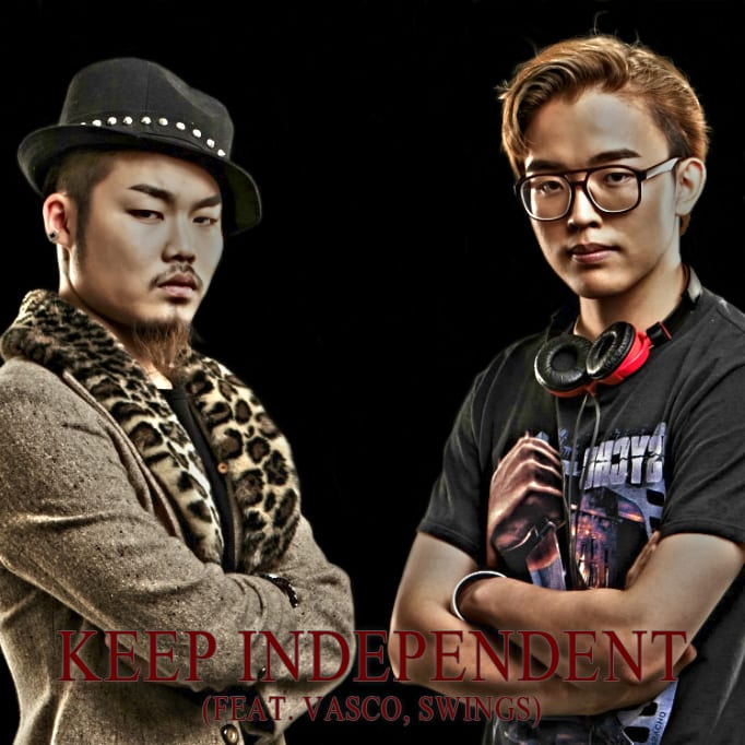 2TAK & TWO.H - Keep Independent (Feat. Vasco, Swings) cover