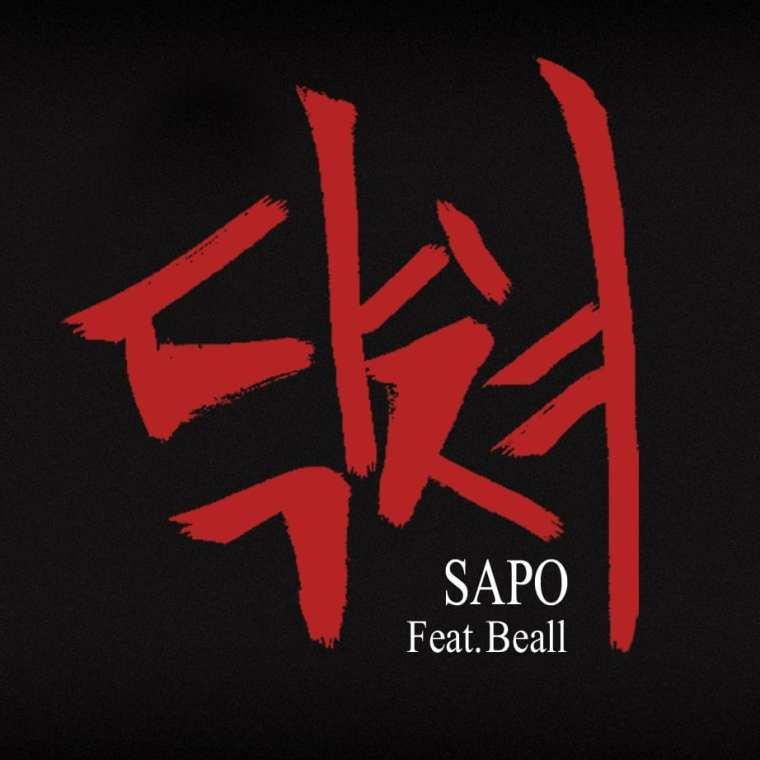 Sapo - 닥쳐 (Feat. BeAll) cover