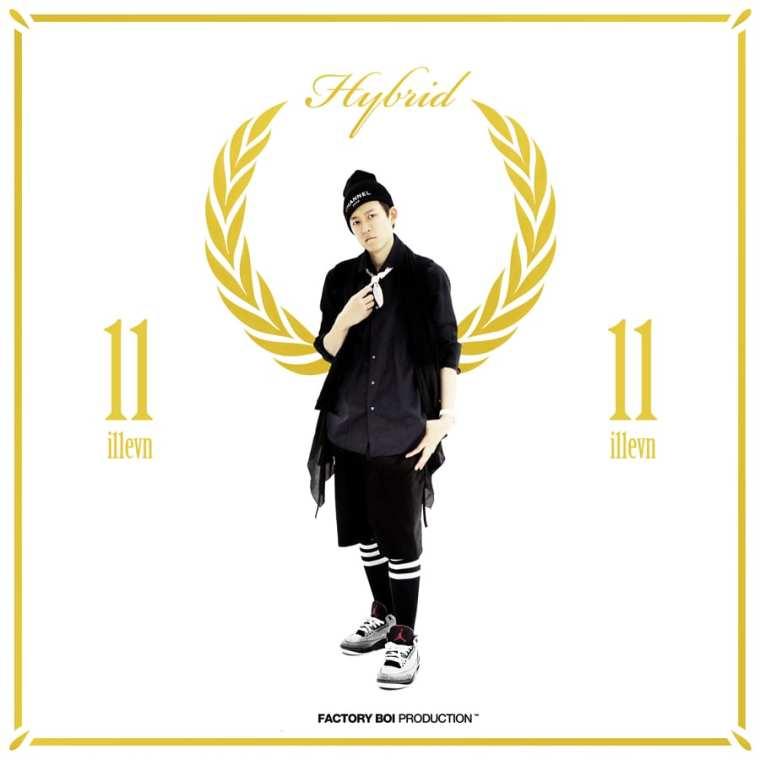 i11evn - Hybrid EP cover