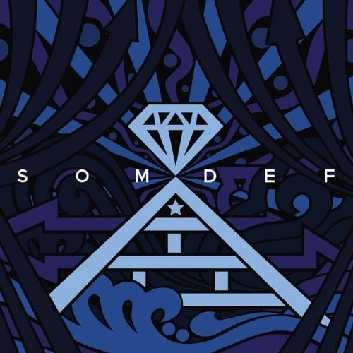Somdef - Somdef EP cover