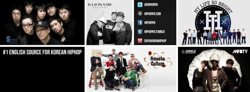 HiphopKR banner