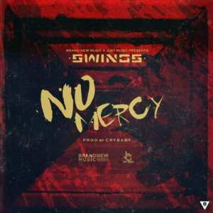 Swings - No Mercy cover