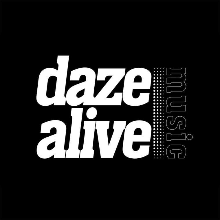 daze alive music logo