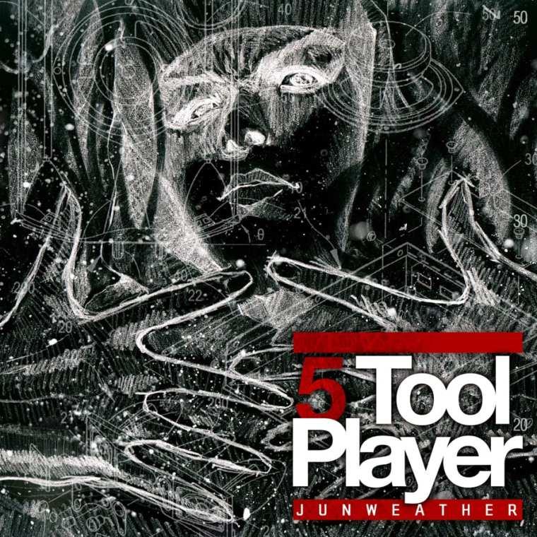 Junweather - 5 Tool Player mixtape cover